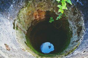 potabilizzazione dell'acqua del pozzo
